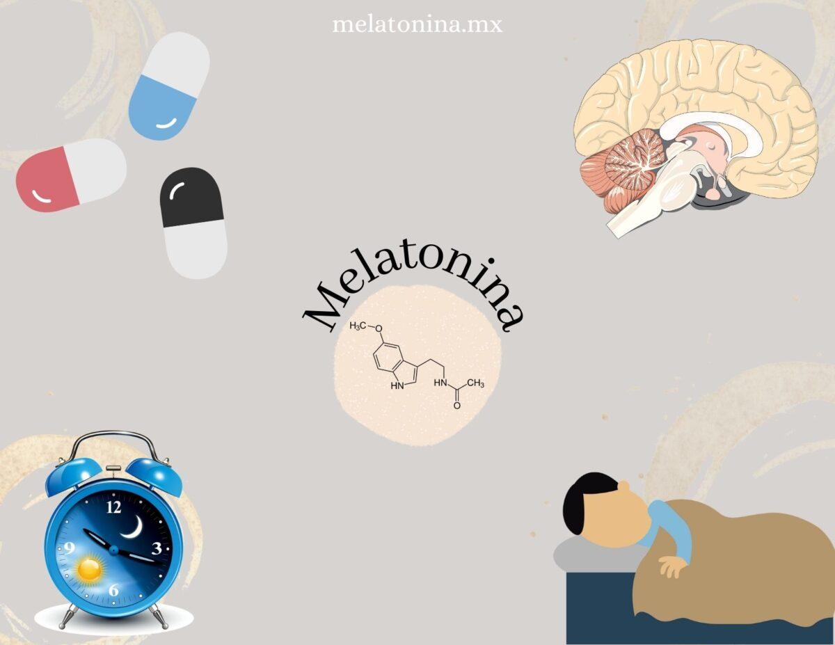 El cambio hormonal de manera gradual y repentina se debe a la falta de melatonina de nuestro cuerpo.